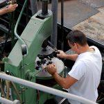 trabajador industria